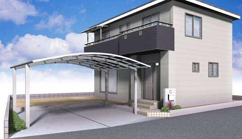 上尾市 T様邸 外構工事 ご契約ありがとうございました。