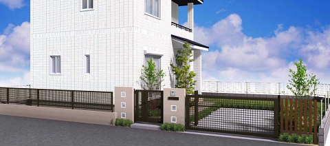 行田市 O様邸 外構工事 ご契約ありがとうございました。