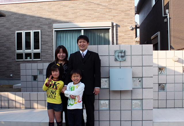 東松山市 K様邸 外構工事 完成