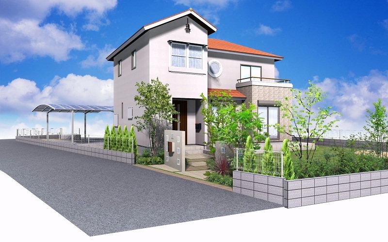 熊谷市 Y様邸 外構工事 ご契約ありがとうございます。