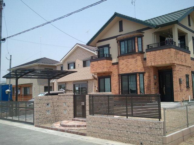 久喜市 K様邸 完工させていただきました。