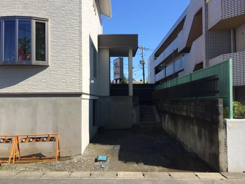 ナチュラルモダンなクローズ外構~東松山市~