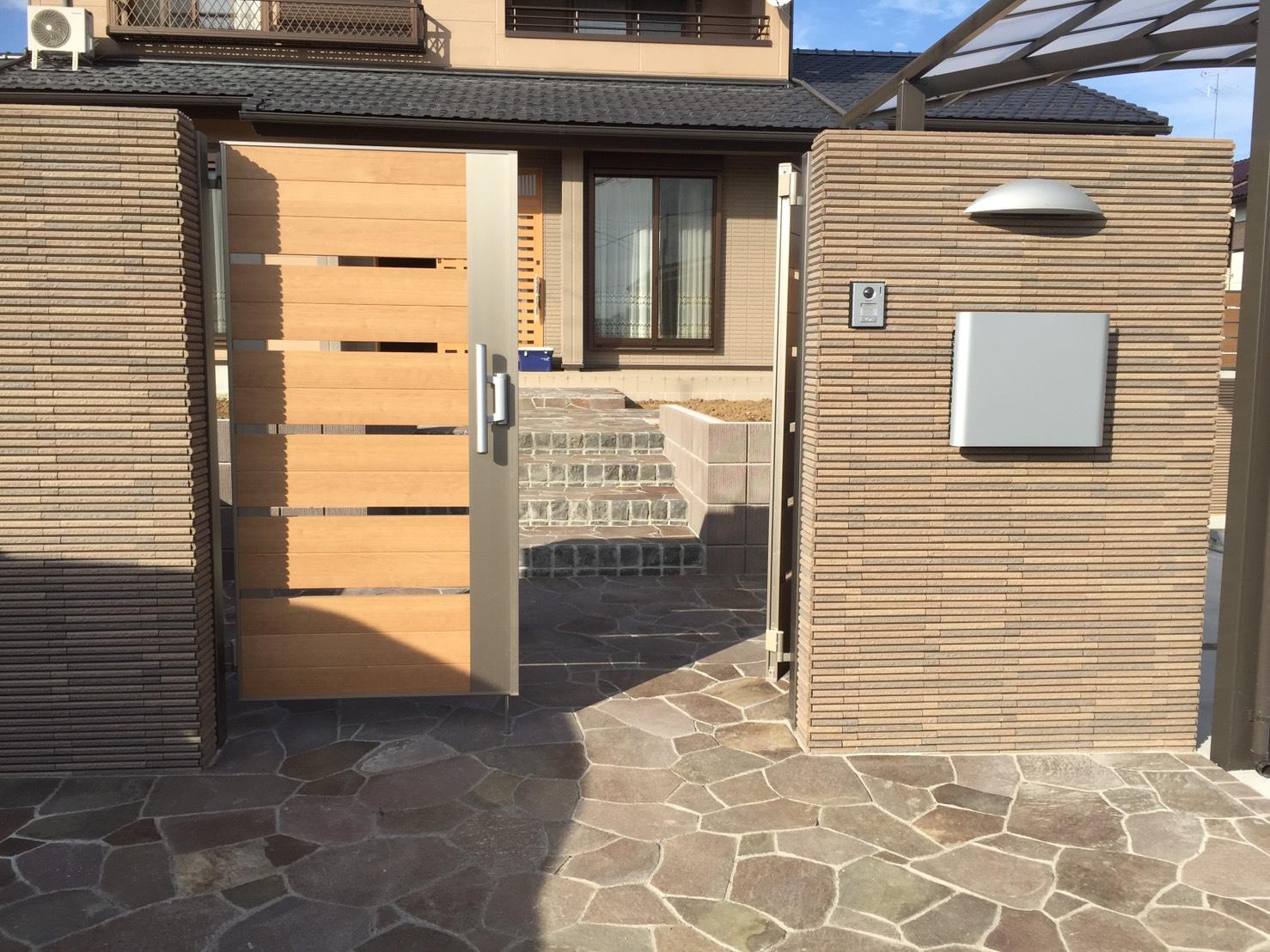 加須市 S様邸 外構工事